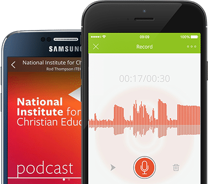 Mobile podcasting