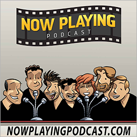 ——Arnie Carvalho, Now Playing - The Movie Review Podcast
