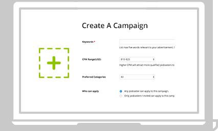 Create an ads campaign